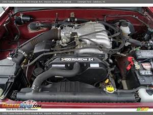 Toyota Tacoma Engine 2017
