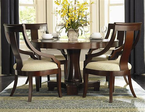 Round Pedestal Table  Best Dining Table Ideas