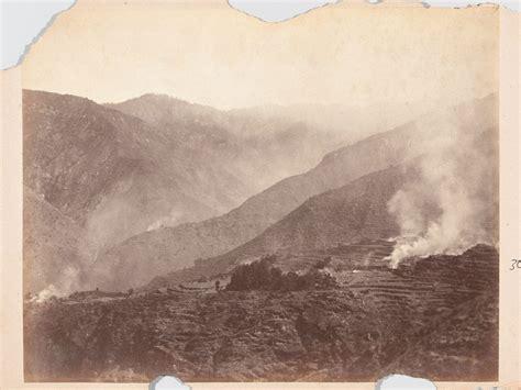 burning village black mountain expedition