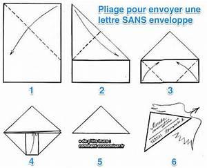 Comment Faire Des Choses En Papier : 1000 id es sur le th me faire une enveloppe sur pinterest ~ Zukunftsfamilie.com Idées de Décoration