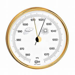 Precision Weather Instrument - Barometer at Selva Online