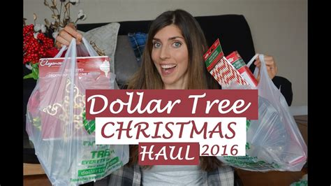 dollar tree christmas haul 2018 dollar tree haul 2016