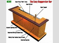 EMBP03 DIY Keg Box Guide Easy Home Bar Plans