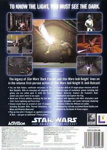 Star Wars Jedi Knight Ii Jedi Outcast Box Shot For Pc