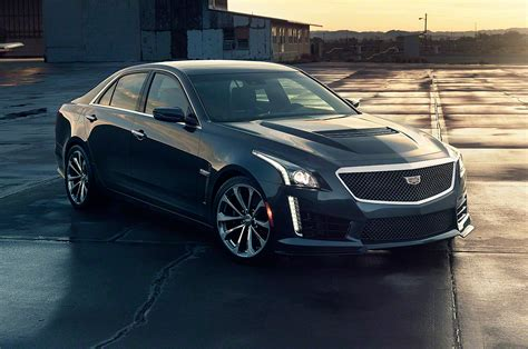 Cts V by 2016 Cadillac Cts V Is The Best Sedan In Market