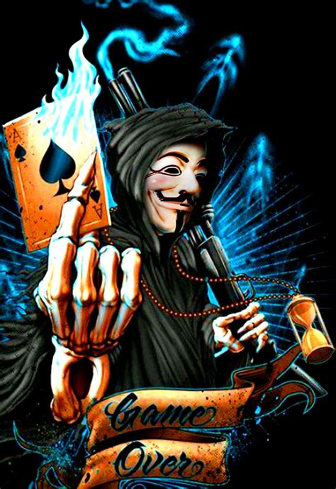 anonymous art  revolution edition faeizzamriee