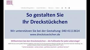 Fussmatte Selbst Gestalten : dreckst ckchen fu matte selbst gestalten youtube ~ A.2002-acura-tl-radio.info Haus und Dekorationen