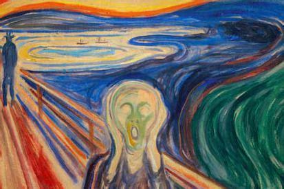 expressionismus expressionistische kunst bei kunstkopiede