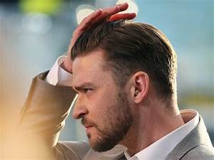 Men's Signature Hairstyles - Justin Timberlake Hairstyle