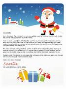 Santa Letters To Print At Home Gifts Designs At Letter To Santa Free Christmas Printable A Great Holiday Letter Examples Send Me A Santa Letter Letter To Santa Free Printable By BitsyCreations