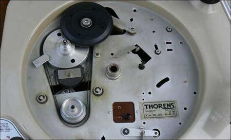 vintage turntable thorens td   turntable thorens