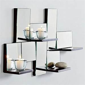 Wandspiegel Design Modern : moderne spiegel 37 kreative designs ~ Indierocktalk.com Haus und Dekorationen
