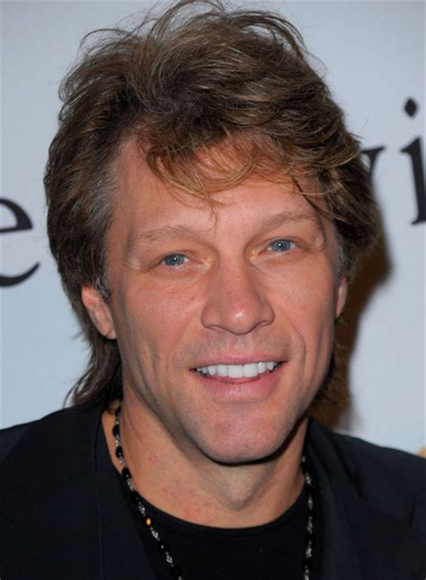 Jon Bon Jovi Photos Annual Grammy Awards