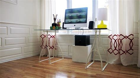 desk that hides wires smart solutions for how to hide electrical cords