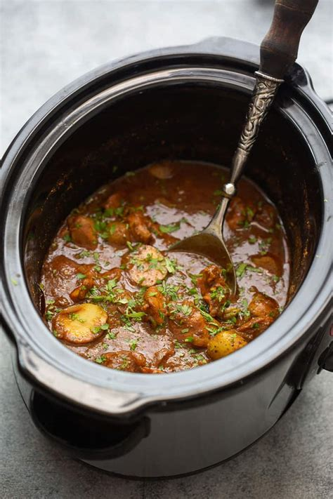 cooker slow chicken curry recipes south recipe food easy africa chopped story disappoint packed its saltysoulsurfcamp flavor beef