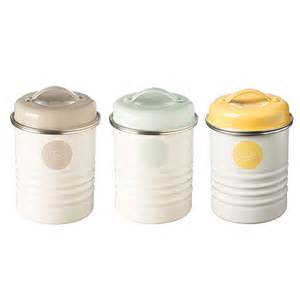 kitchen canister sets vintage typhoon tea coffee sugar canisters in americana design