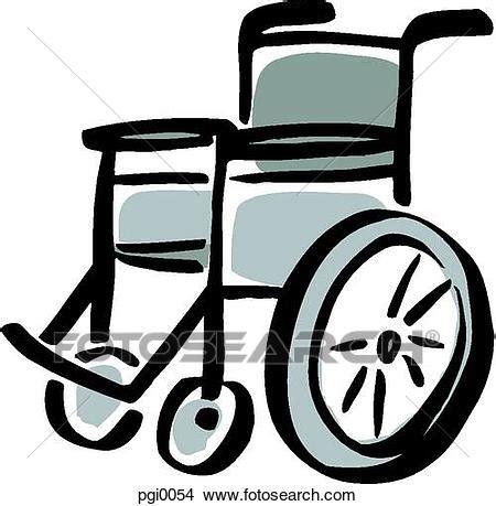 dessins fauteuil roulant pgi0054 recherche de clip