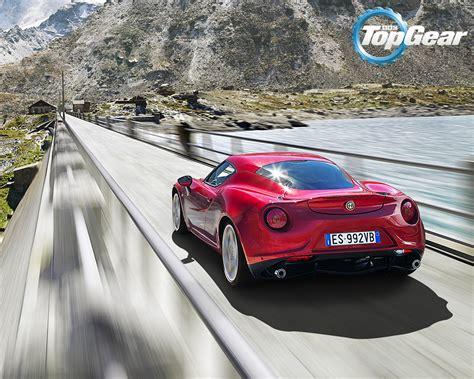 Alfa Romeo 4c, Top Gear Alfa Romeo 4c Vs Johnywheels