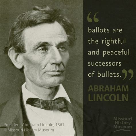 Quotable Quotes Of Abraham Lincoln Quotesgram