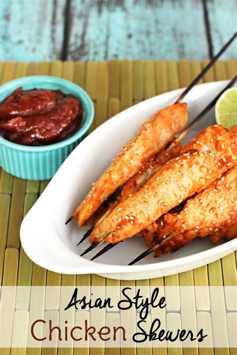 thin chicken breast recipes asian style chicken skewers sweet t makes three