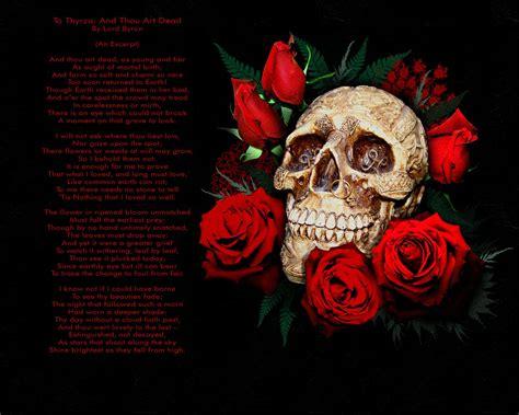 73 Cool Skull Backgrounds On Wallpapersafari