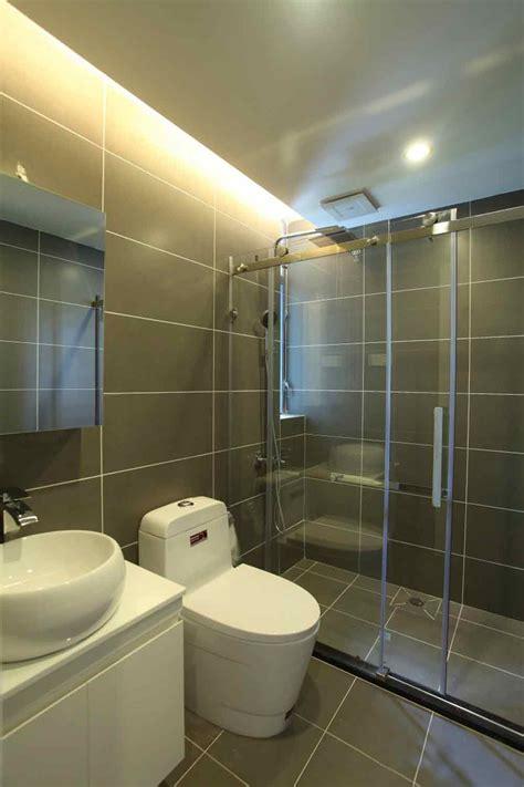 simple elegant bathroom design