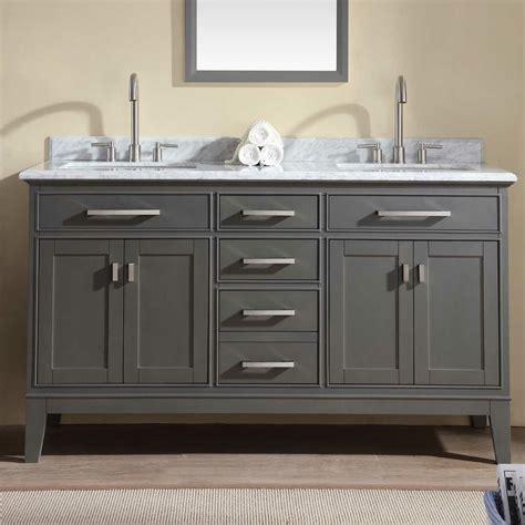 60 Bathroom Vanities Sinks by Ari Kitchen Bath Danny 60 Quot Bathroom Vanity Set