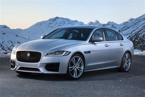 2018 Jaguar Xf New Car Review Autotrader
