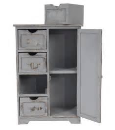 Kommode Vintage Shabby : shabby chic kommode 82x55x30cm vintage grau ~ A.2002-acura-tl-radio.info Haus und Dekorationen