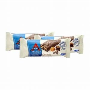 Atkins Advantage Crunch Bar Probier-Set bei nu3!