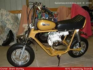 Speedway Mini Bikes