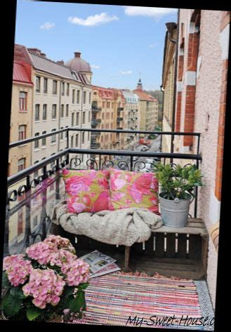 ideas  tips  decorate beautiful balconies