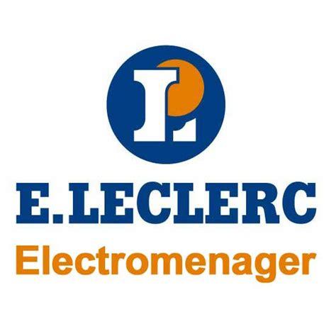 leclerc electromenager lave linge cuisiniere catalogue