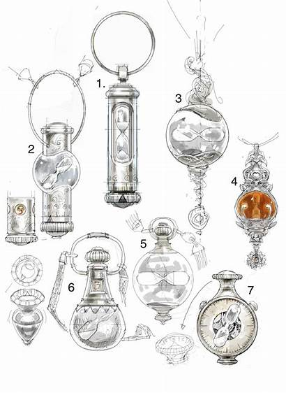 Objects Pottermore Wizarding Potter Harry Useful Turner