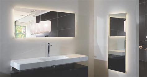 Back Lighted Bathroom Mirrors by Led Lit Bathroom Mirrors Mirror Ideas