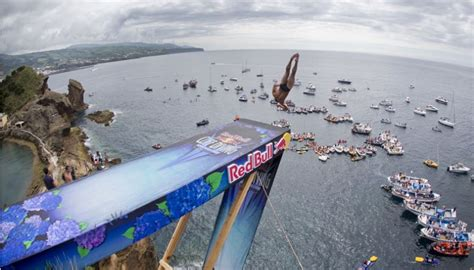 sports red bull cliff diving world series returning