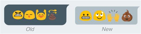 new emoji update for android here are the new android emoji launching next week leak