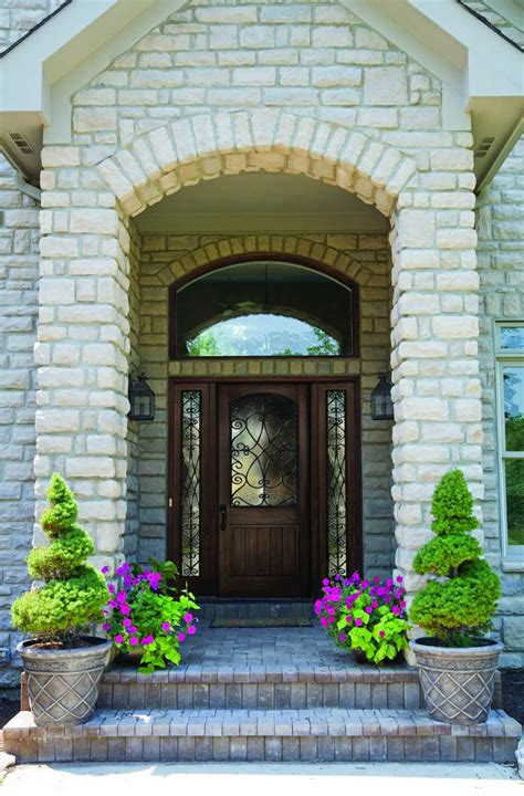 front step decorating ideas exterior magnificent picture of front porch decorating design ideas using white stone front