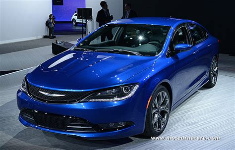 standard chrysler 200 chrysler 200 comes standard with nine speeds transmission