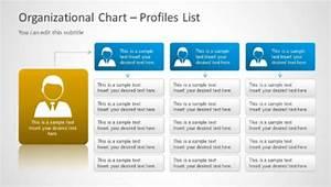 50 Free  U0026 Creative Organizational Chart Templates