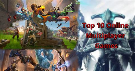 Top 10 Free Online Multiplayer Games 2017 Gamers Nation