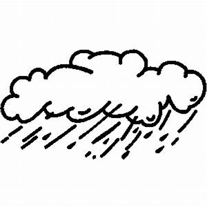 Stormy Weather Clipart Black And White - ClipartXtras