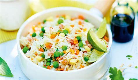 cuisine cantonaise riz à la cantonaise surgelés cuisine évasion picard