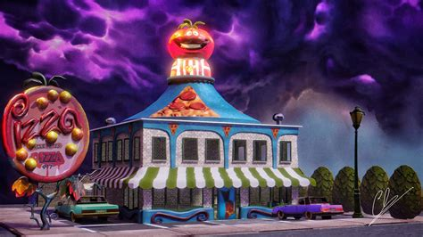 time lapse creation  tomato town blendernation
