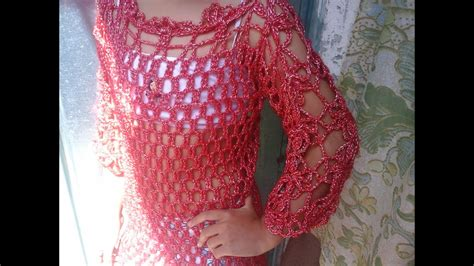 todo crochet blusa blusa en crochet parte 2 todas las tallas youtube