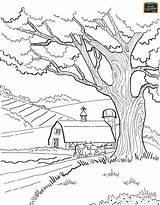 Coloring Pages Farm Adult Animal Colouring Agriculture Wood Patterns Burning Agricultural Spring Teaching Tools Sheets Printable Barn Ag Books Classroom sketch template