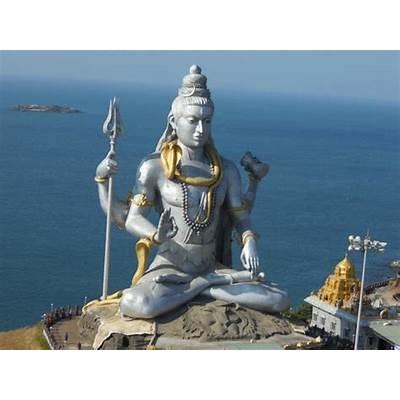 View from Temple tower(Gopuram) - Picture of Murudeshwara