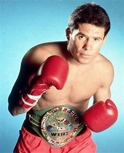 The Best Hispanic Boxers Of All Time