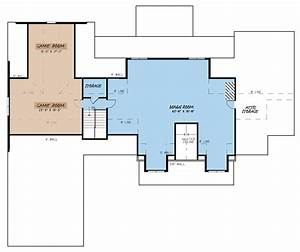 Mountain Style 4 Bedroom House Plan With 2 Bonus Rooms