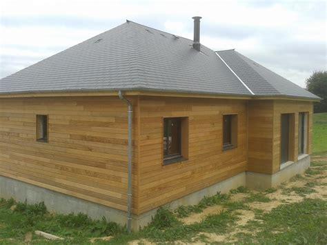 maison en ossature bois construite sur sous sol a rouen
